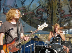 Chevy Metal w/Foo Fighters Taylor Hawkins